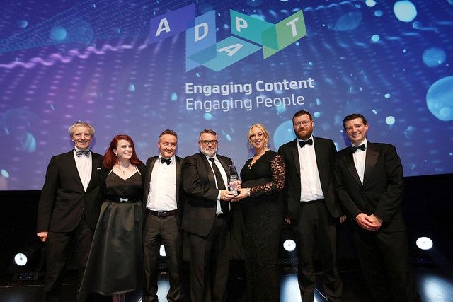 ADAPT Research Centre scoops Technology Ireland Award for Disruptive Advertising System