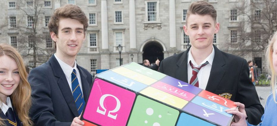 Enter the Search for Ireland's Top Young Problem Solvers
