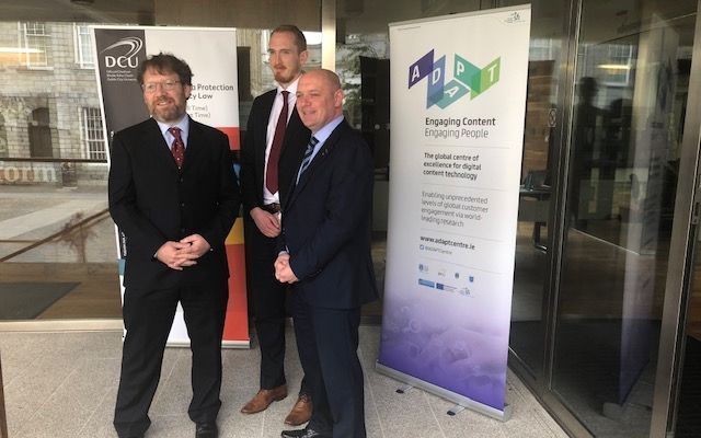 New MA for Course Shortlisted for GradIreland Higher Education Awards