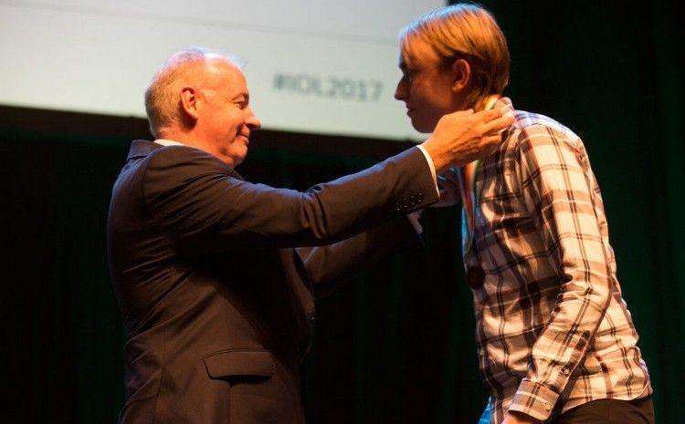 IOL 2017 Contestants Rewarded at Closing Ceremony in DCU