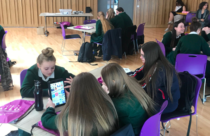 Girls in STEM Event for Female Students to Inspire Interest in the Field
